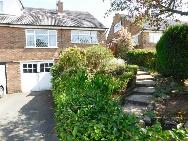 3 Bedrooms Semi Detached House for sale in The Avenue, Bredbury, Stockport