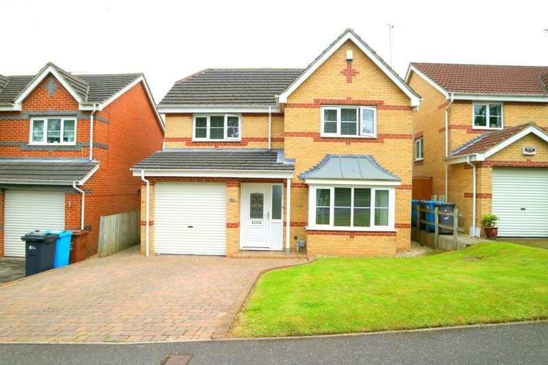 4 Bedrooms Detached House for sale in St. Bartholomews Way, Hull, HU8