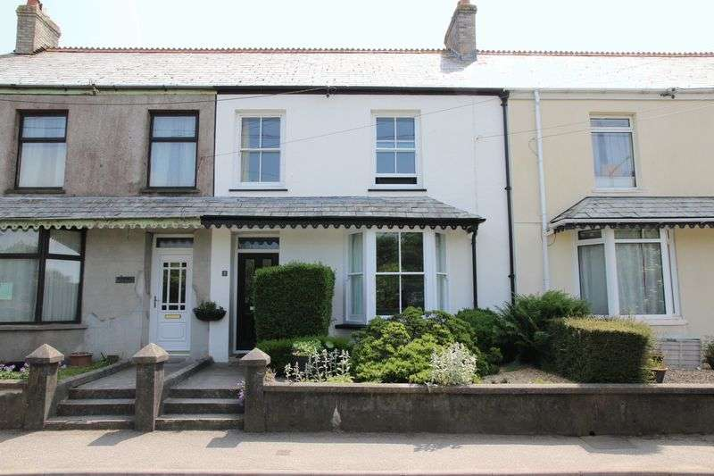 3 Bedrooms Property for sale in Ridgewell Terrace Fraddon, St Columb