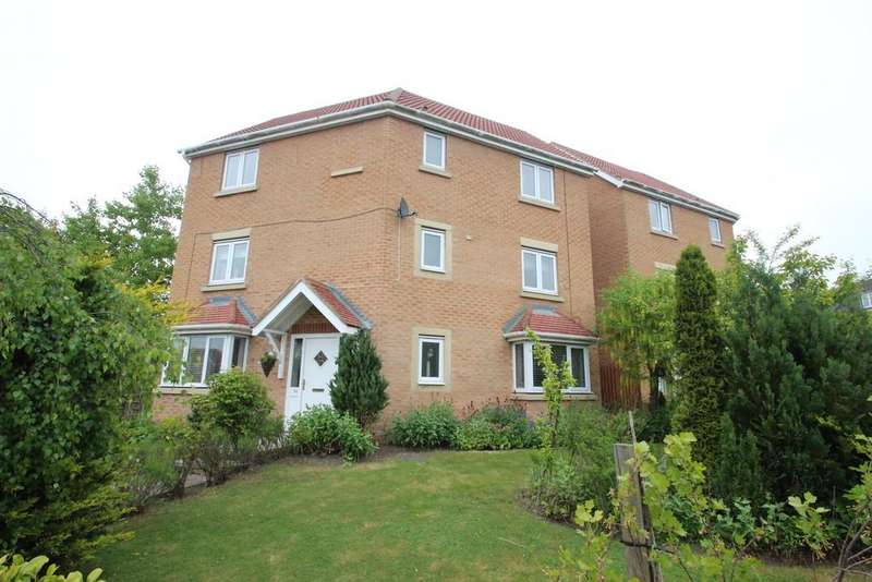 5 Bedrooms Detached House for sale in Fenwick Way, Consett