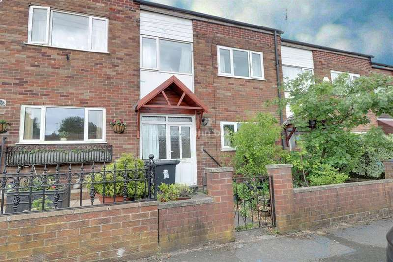 3 Bedrooms Terraced House for sale in Knights Close, Macclesfield