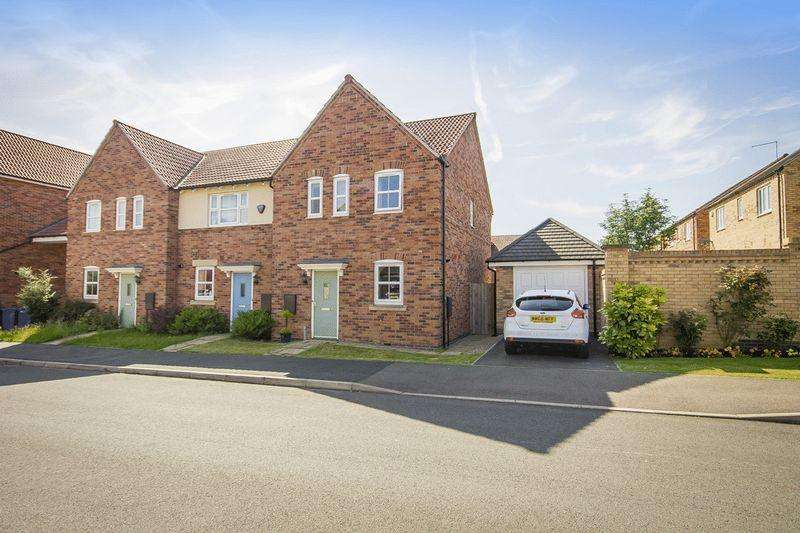 3 Bedrooms Terraced House for sale in QUEENSBURY PARK DRIVE, SHELTON LOCK
