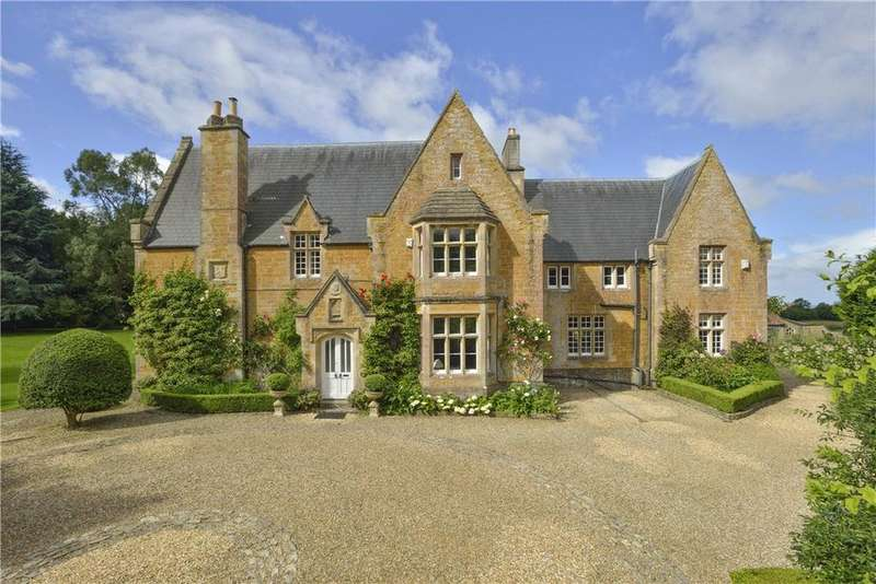 6 Bedrooms Detached House for sale in Church Street, Castle Cary, Somerset, BA7