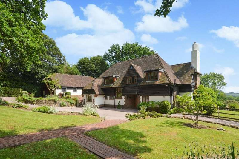 4 Bedrooms Detached House for sale in Benenden, TN17
