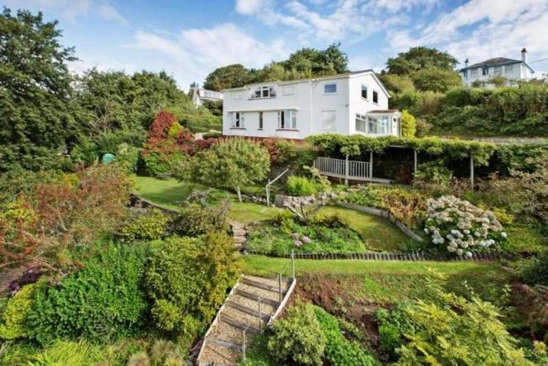 5 Bedrooms Detached House for sale in Thornley Drive, Teignmouth, TQ14 9JH