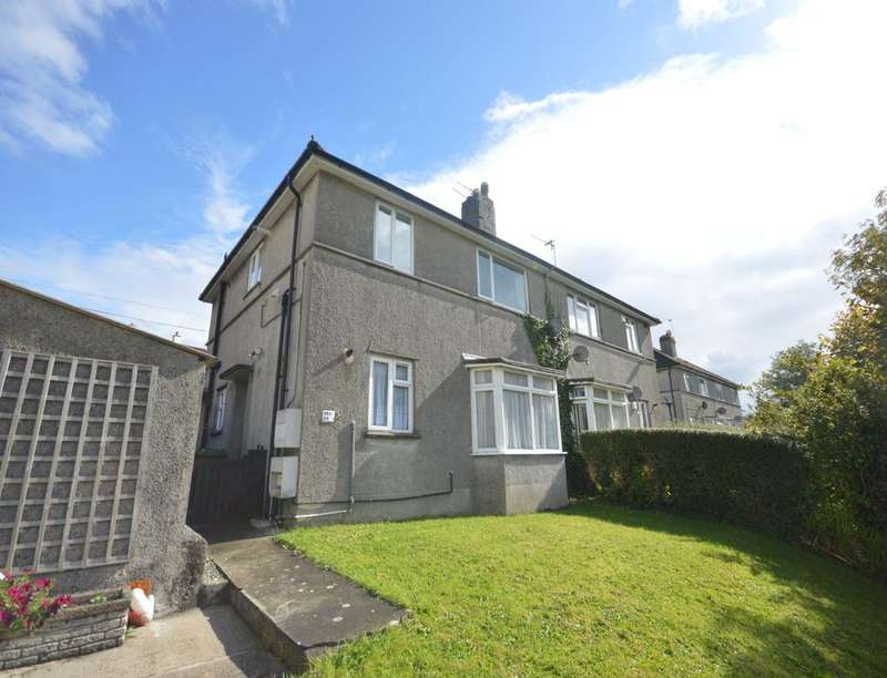 1 Bedroom Flat for sale in Warwick Avenue, Whitleigh, Plymouth, PL5