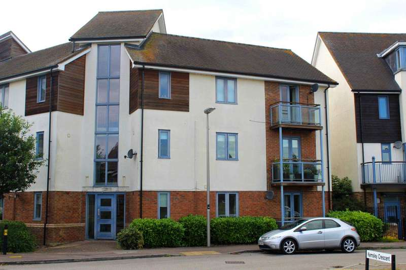 2 Bedrooms Flat for sale in Kemsley Crescent, Broughton
