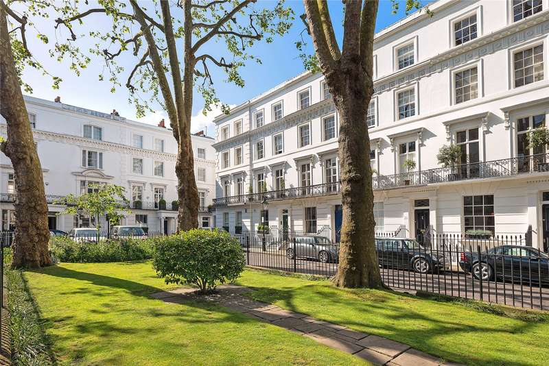 4 Bedrooms Terraced House for sale in Wellington Square, Chelsea, London, SW3
