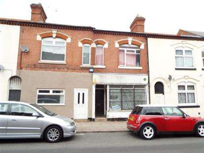 3 Bedrooms Terraced House for sale in Beatrice Road, Leicester, Leicestershire