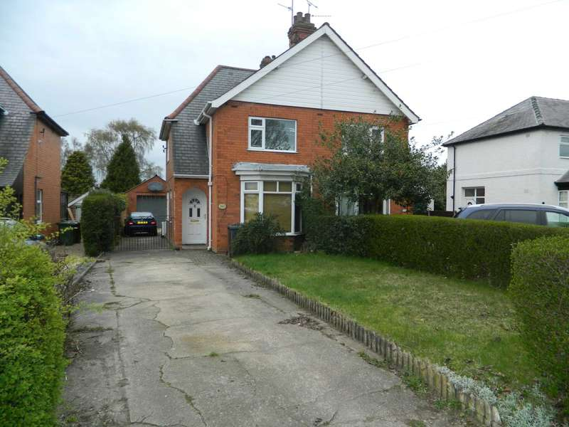 3 Bedrooms Semi Detached House for sale in Hykeham Road, North Hykeham, LN6 8BJ