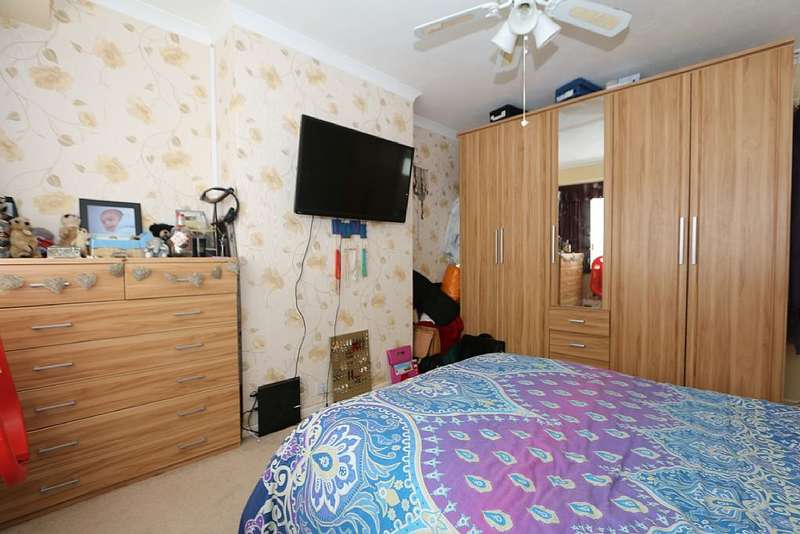 2 Bedrooms Semi Detached Bungalow for sale in Canberra Gardens, Luton, Bedfordshire, LU3 2EU