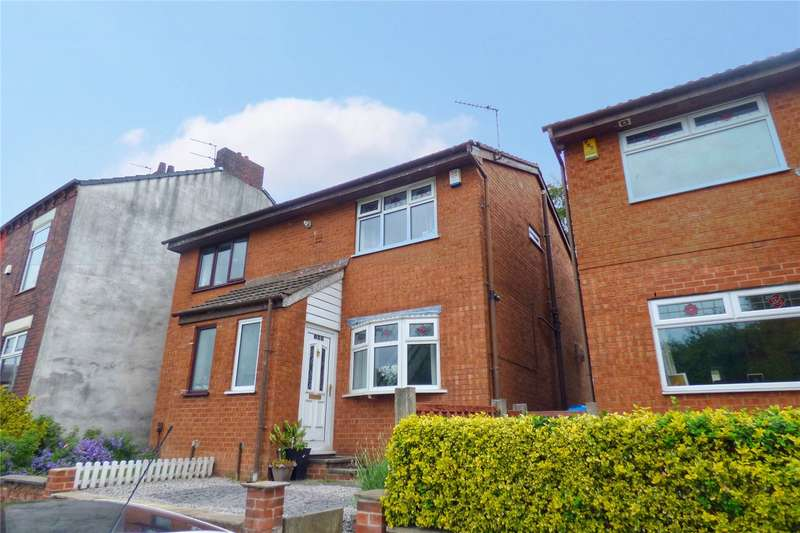 2 Bedrooms Semi Detached House for sale in Block Lane, Chadderton, Oldham, OL9