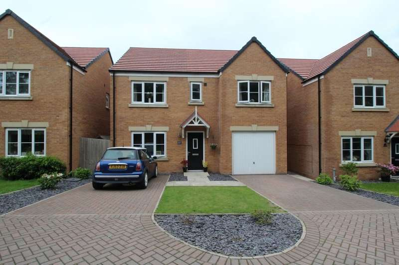 4 Bedrooms Detached House for sale in Glaramara Drive, Carlisle, CA2