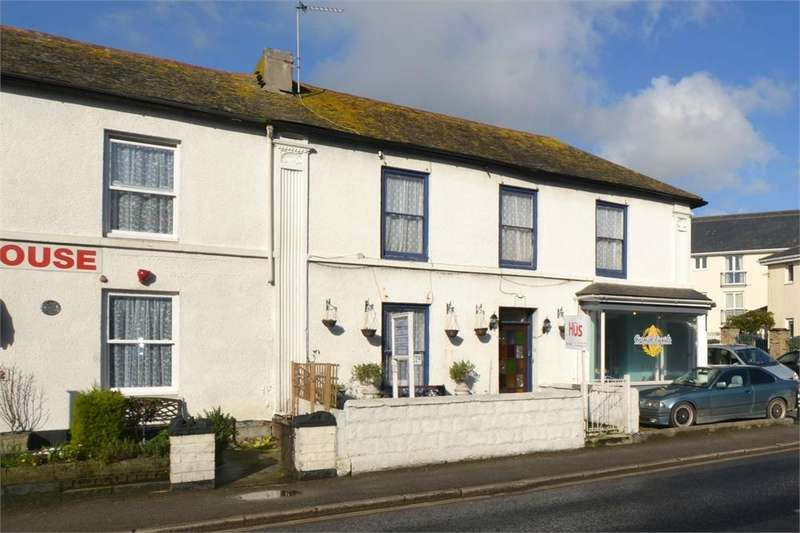 6 Bedrooms Terraced House for sale in Whiteways Guest House, Penzance