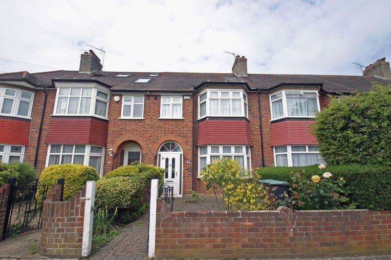 3 Bedrooms Terraced House for sale in PALMERS GREEN