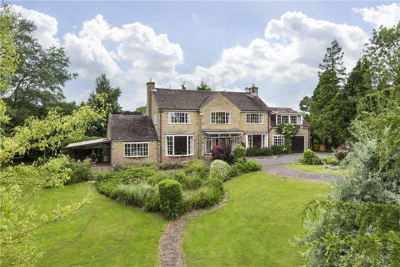 5 Bedrooms Detached House for sale in Howebridge, Blakey Lane, Sowerby, Thirsk