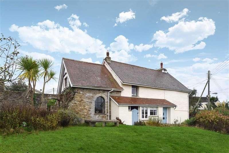 3 Bedrooms Detached House for sale in Cott Lane, Croyde, Braunton, Devon, EX33