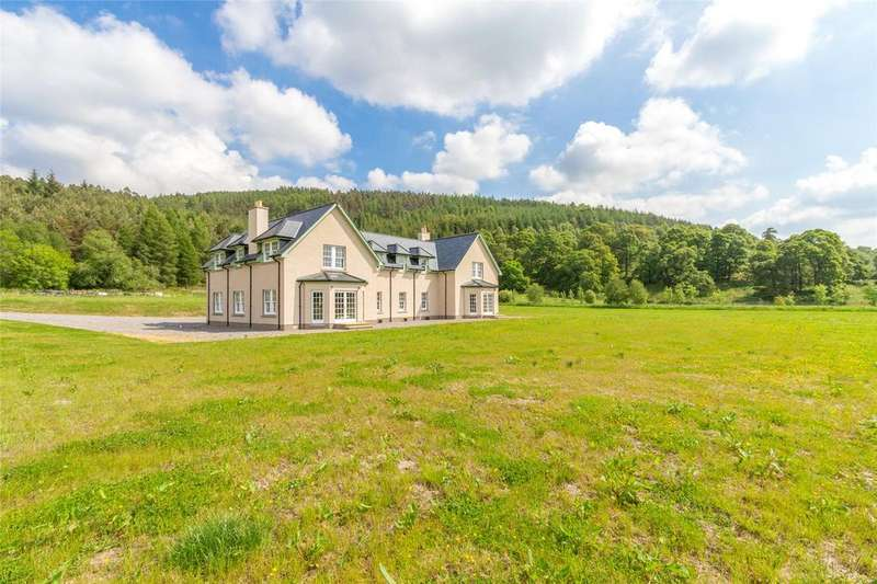 6 Bedrooms Detached House for sale in Balblair, Ardgay, Sutherland