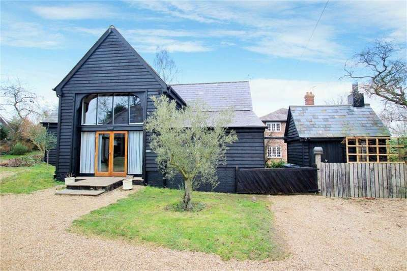 3 Bedrooms Barn Conversion Character Property for sale in Maldon Road, Kelvedon, Essex