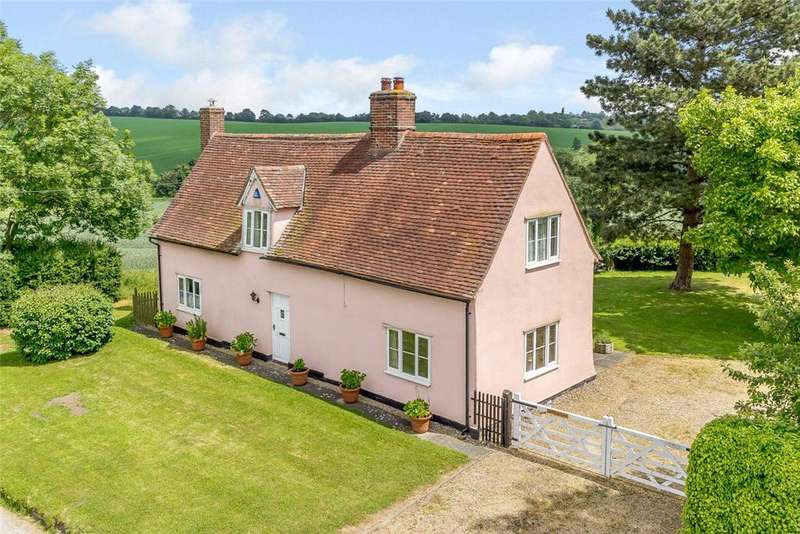 3 Bedrooms Detached House for sale in Hawkedon, Bury St. Edmunds, Suffolk, IP29