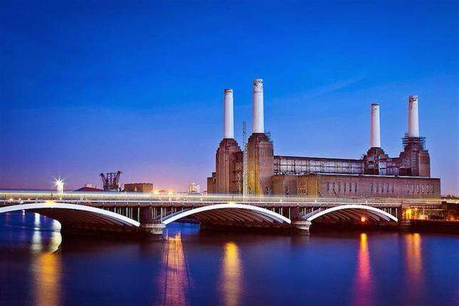 2 Bedrooms Apartment Flat for sale in AMBROSE HOUSE Ambrose House, Battersea Power Station, Nine Elms, Battersea, SW11