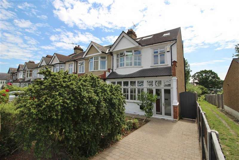 5 Bedrooms End Of Terrace House for sale in Chesham Road, Anerley, SE20