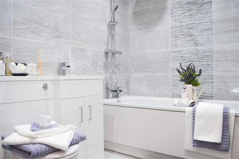 2 Bedrooms Apartment Flat for sale in Blue Vue, Frederick Street, Aldershot