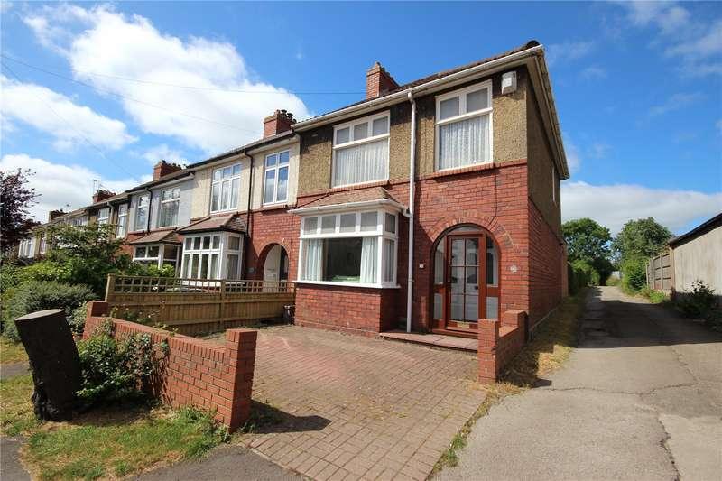 3 Bedrooms Property for sale in Longmead Avenue Horfield Bristol BS7