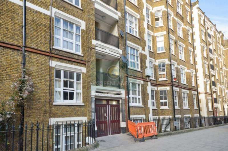 2 Bedrooms Apartment Flat for sale in Cavendish Mansions, Clerkenwell Road, London, EC1R
