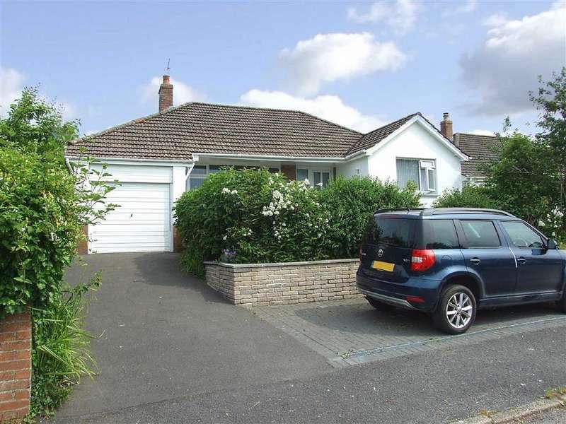 3 Bedrooms Bungalow for sale in Elmfield Road, Bickington, Barnstaple, Devon, EX31