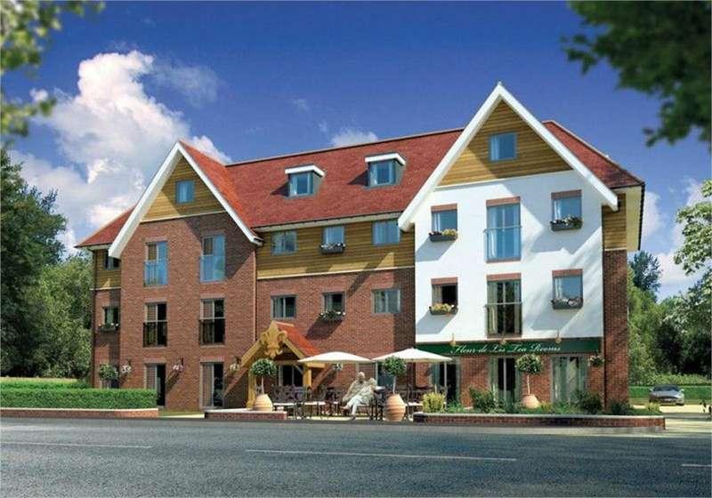 2 Bedrooms Retirement Property for sale in 2 Bedroom Dual-Level Retirement Apartments, Fleur-de-Lis, Yorktown Road, Sandhurst, Berkshire