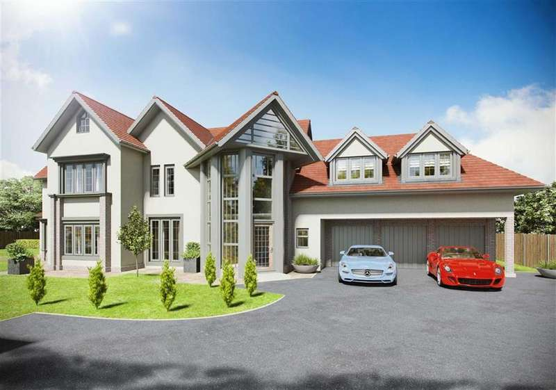 6 Bedrooms Detached House for sale in Macclesfield Road, Prestbury, Cheshire, SK10