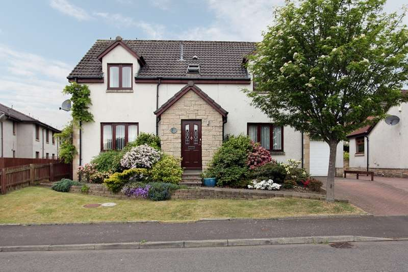 4 Bedrooms Detached House for sale in Rowan Lea, Kelty, Fife, KY4 0FY