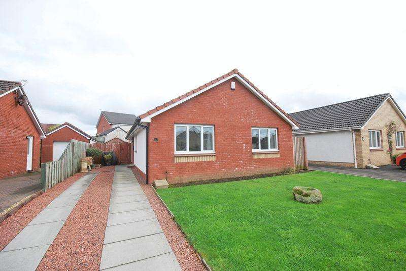 3 Bedrooms Detached Bungalow for sale in 4 Lochfergus Place, Coylton, KA6 6GD