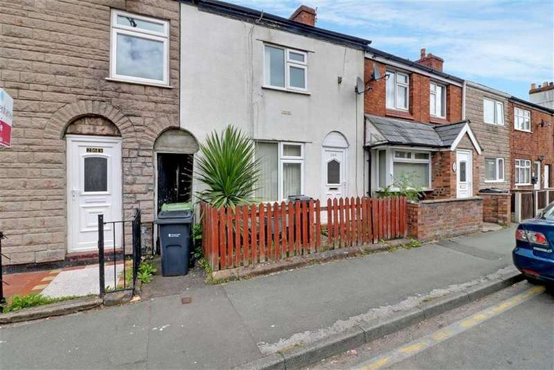 2 Bedrooms Terraced House for sale in Station Road, Winsford, Cheshire