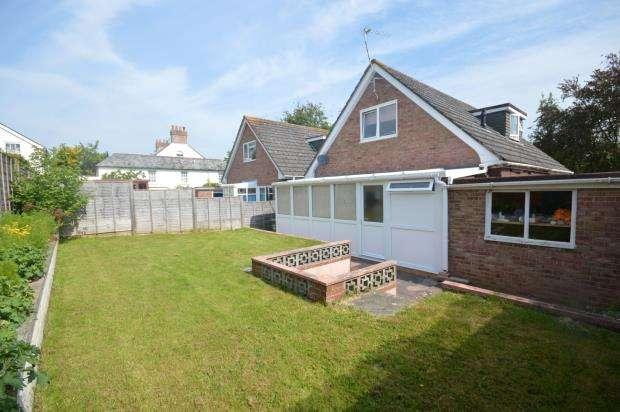 4 Bedrooms Bungalow for sale in Cowick Lane, Exeter, Devon