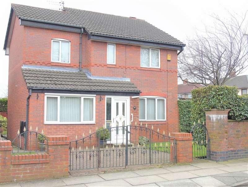 3 Bedrooms Detached House for sale in Regent Avenue, Netherton