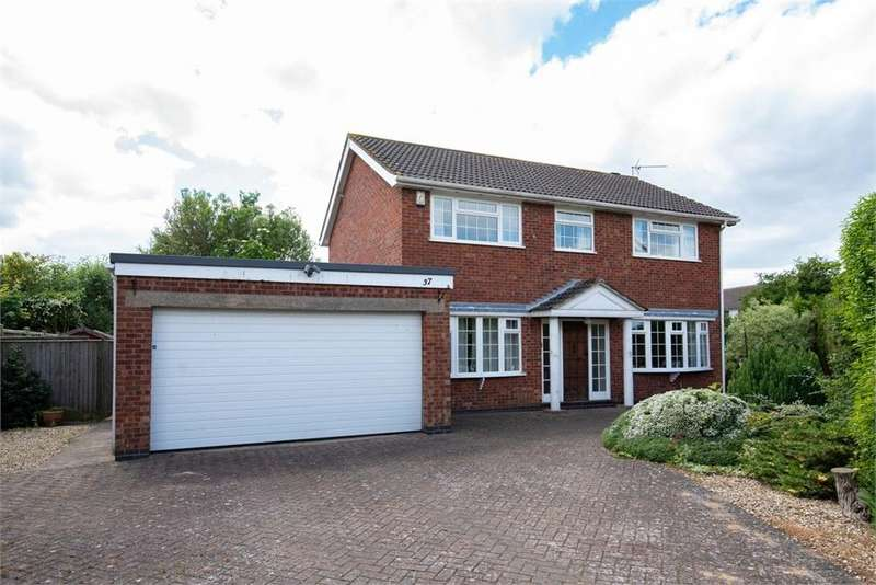 4 Bedrooms Detached House for sale in Grosvenor Road, Frampton, Boston, Lincolnshire