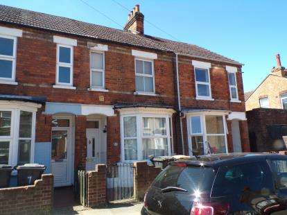 2 Bedrooms Terraced House for sale in Maryville Road, Bedford, Bedfordshire