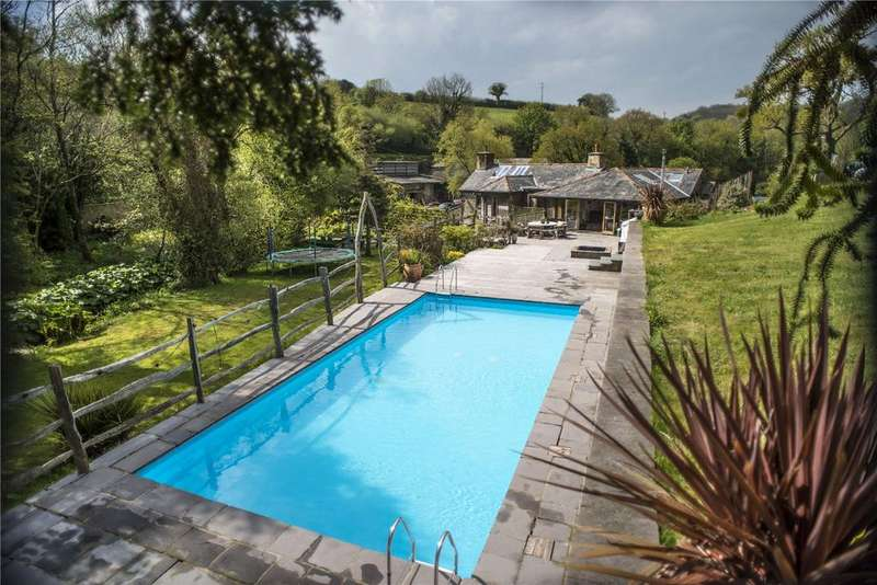 5 Bedrooms Detached House for sale in Blackawton, Totnes, Devon, TQ9