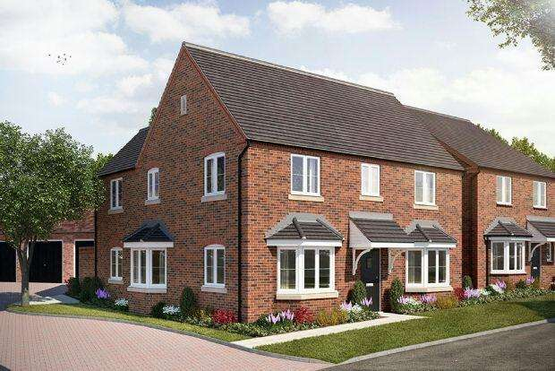 4 Bedrooms Detached House for sale in Broughton Road, Banbury