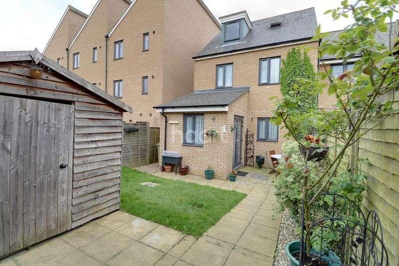 4 Bedrooms End Of Terrace House for sale in Oakridge Park, Milton Keynes