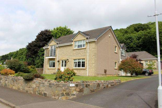 4 Bedrooms Detached House for sale in Greenbank, Main Street, Dunfermline, KY12
