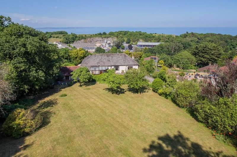 4 Bedrooms Detached Bungalow for sale in Lydwell Road, Torquay