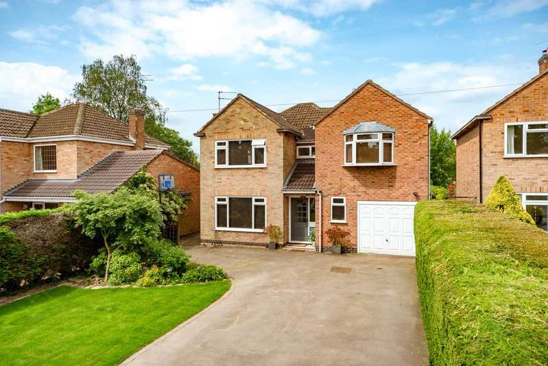 5 Bedrooms Detached House for sale in Sunningdale Avenue, Kenilworth