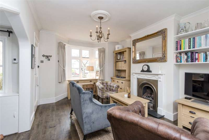 1 Bedroom Terraced House for sale in Belvedere Square, Wimbledon Village, Wimbledon, London, SW19