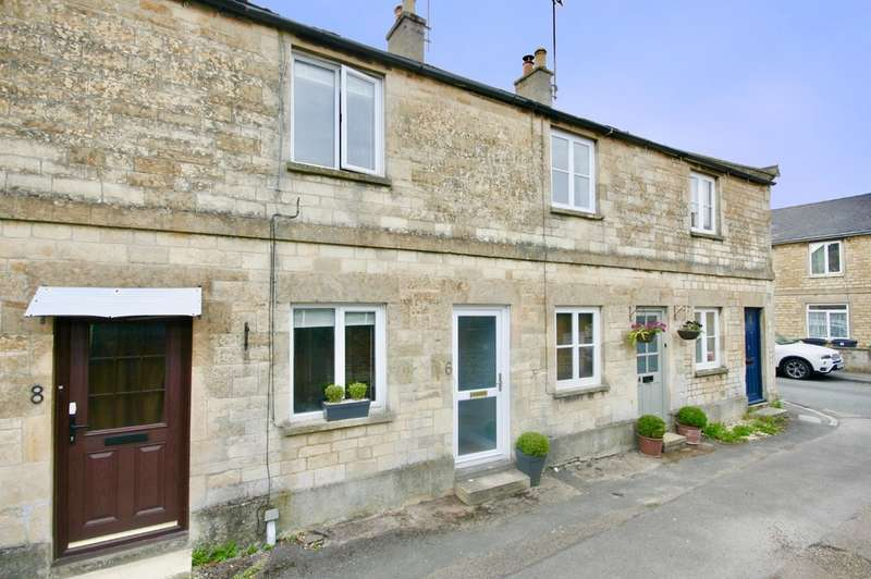 2 Bedrooms Terraced House for sale in Chester Crescent, Cirencester