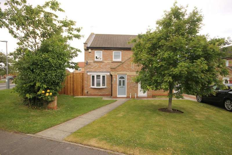 3 Bedrooms Semi Detached House for sale in Travellers Gate, Hartlepool
