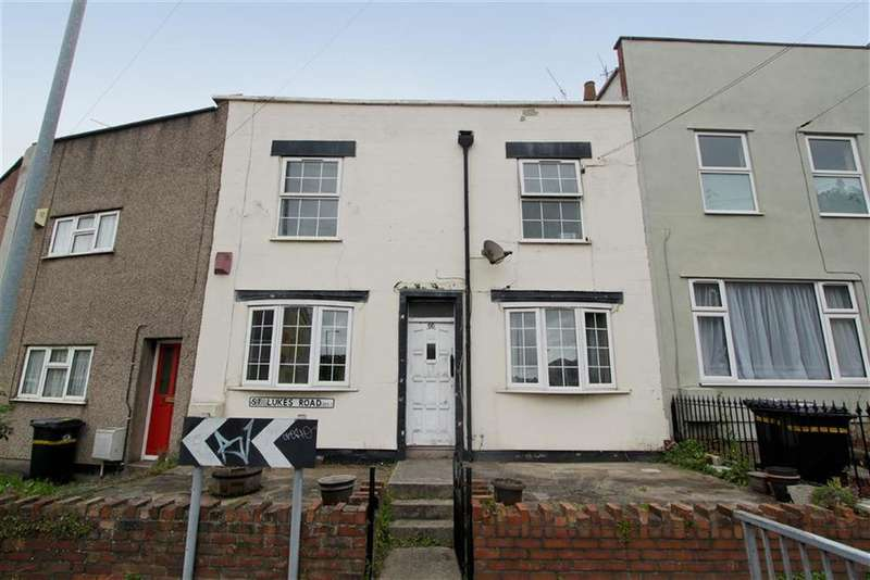 3 Bedrooms Terraced House for sale in St Luke's Road, Totterdown, Bristol