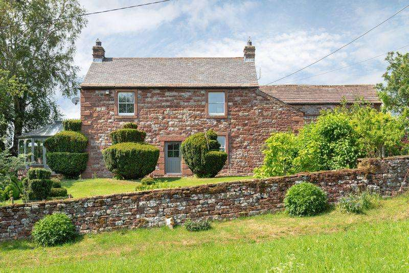 4 Bedrooms Detached House for sale in Townfoot, Gamblesby, Penrith